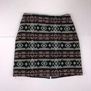 Love Culture Small Multi-Color Pencil Skirt
